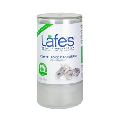 Lafe's Natural Crystal Rock Deodorant 120g