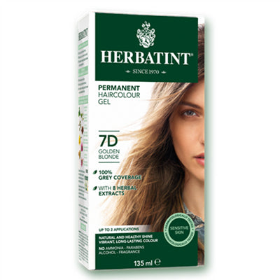 Herbatint (7D-Golden Blonde) Herbal Hair Color