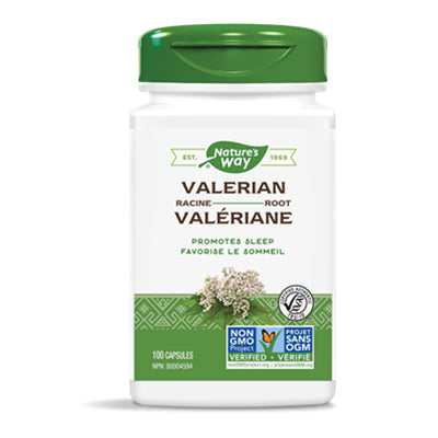 Nature's Way Valerian Root 100 Capsules
