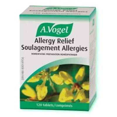 A.Vogel Allergy Relief 120 Tablets