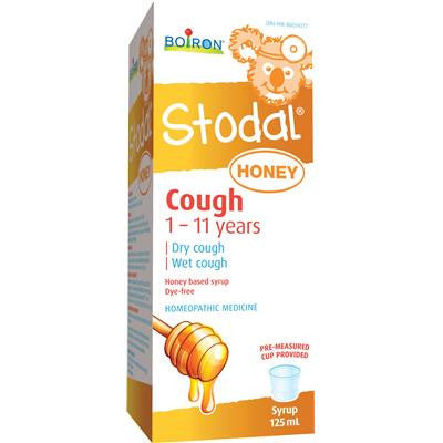 Boiron Stodal Child Honey Cough Syrup 125 ml
