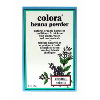 Colora Henna Powder- Chestnut 60 g