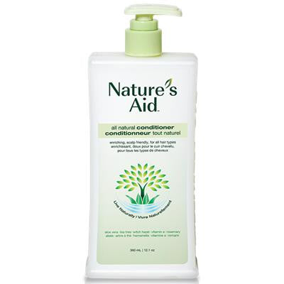 Nature's Aid Natural Conditioner 360 ml