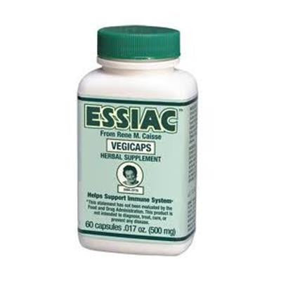Essiac® Herbal 500 mg 60 Capsules