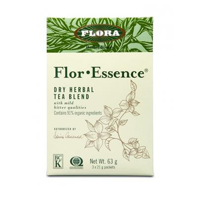 Flora Flor-Essence Dry Herbal Tea Blend 3 x 21 g