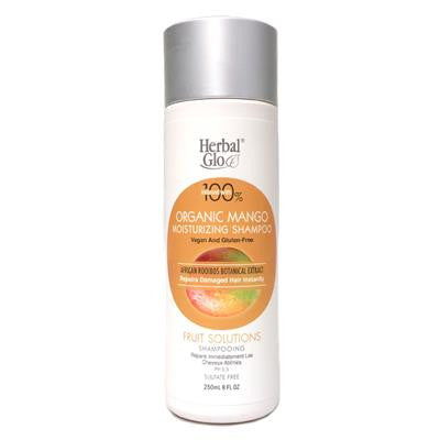 Herbal Glo Organic Mango Shampoo 250ml