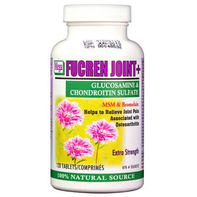 Enoch Mega Fucren Joint Plus 1300mg 120 Tablets