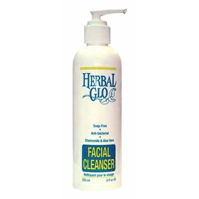 Herbal Glo Facial Cleanser 250ml