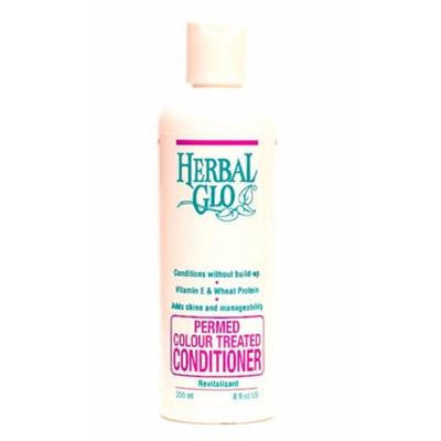Herbal Glo Permed/Colour Treated Hair Conditioner 250ml