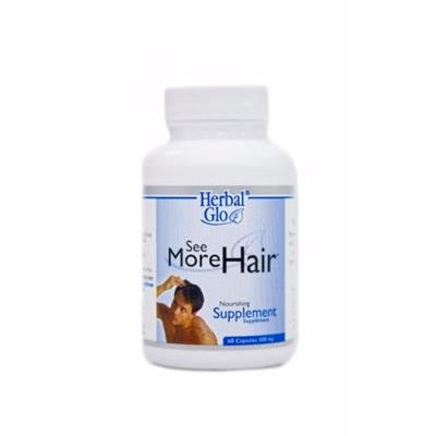 Herbal Glo See More Hair Nourishing Supplements 60 Capsules