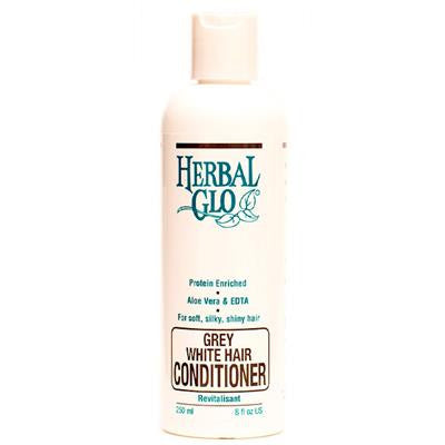 Herbal Glo Grey White Hair Conditioner 250ml
