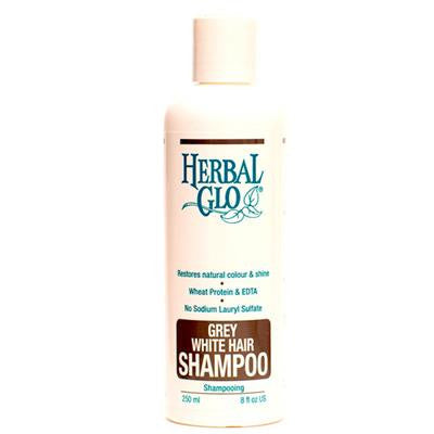 Herbal Glo Grey White Hair Shampoo 250ml