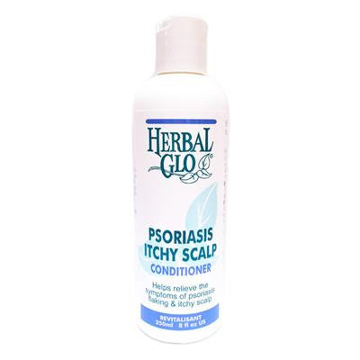 Herbal Glo Psoriasis Itchy Scalp Conditioner 250ml