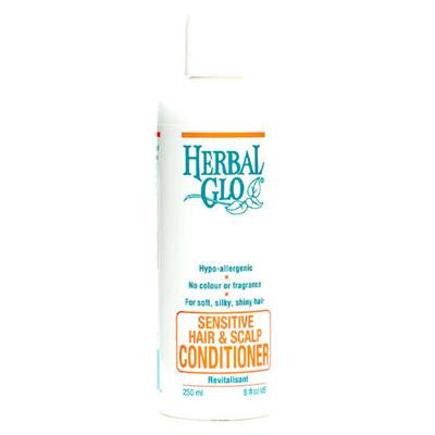 Herbal Glo Sensitive Hair & Scalp Conditioner 250ml
