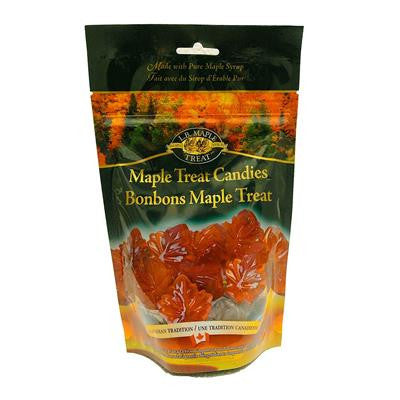LB Maple Maple Leaf Shaped Hard Candies 140 g