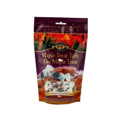 LB Maple Maple Taffy Wrapped Candies 155 g