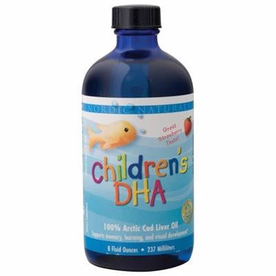 Nordic Naturals Children's DHA™ 237 ml