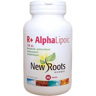 New Roots R+ Alpha Lipoic 150 mg 60 VCapsules