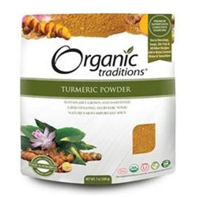 Organic Traditions® Turmeric Powder - 7 Oz (200g)