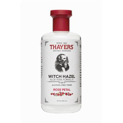 Thayers Alcohol-Free Rose Petal Witch Hazel Toner 355 ml