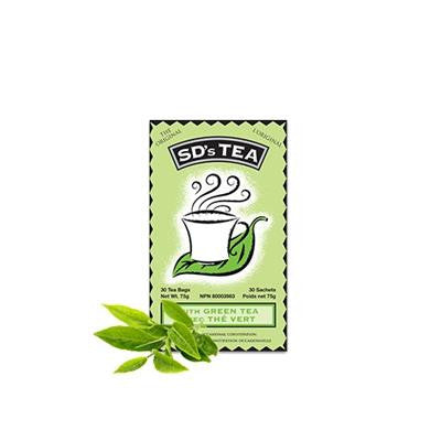 SD's Tea™ Green Tea -- Out of Stock