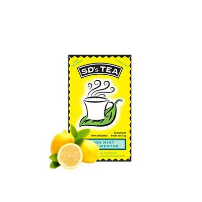 SD's Tea™ Lemon Mint