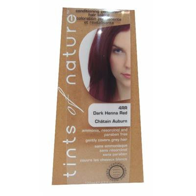 Tints of Nature (4RR Henna Red) Organic Hair Coloring