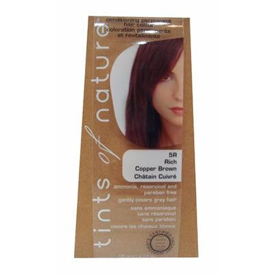 Tints of Nature (5R Copper Brown) Organic Hair Coloring