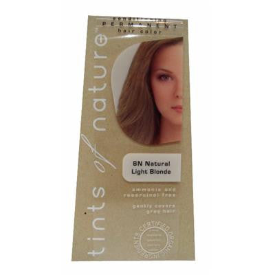 Tints of Nature (8N Light Blonde) Organic Hair Coloring