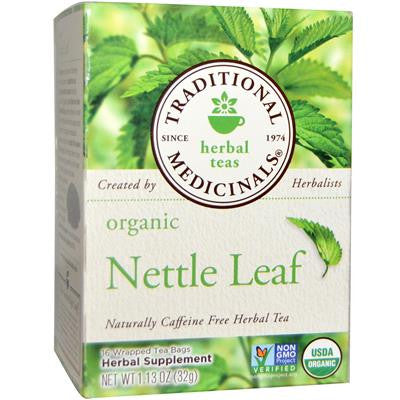 Traditional Medicinals Organic Nettle Leaf 20 bags