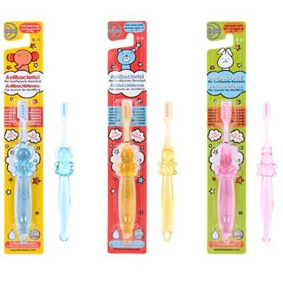 Thera Wise Childrens Antibacterial Toothbrush 0-4 Years of Age