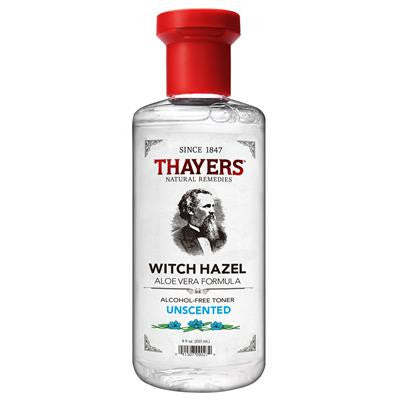 Thayers Unscented Witch Hazel with Aloe Vera 355 ml