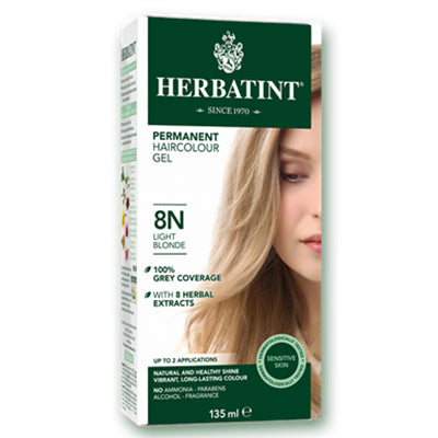 Herbatint (8N-Light Blonde) Herbal Hair Color