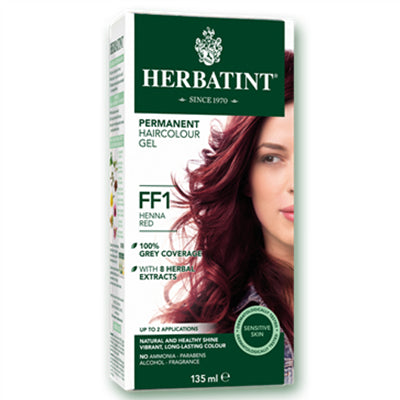 Herbatint (FF1-Henna Red Flash Fashion) Herbal Hair Color