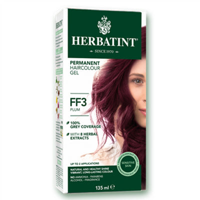 Herbatint (FF3-Plum) Herbal Hair Color