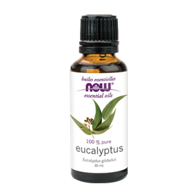Now Eucalyptus Oil 30ml