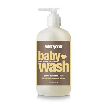 Everyone Baby Wash Calendula Oat 12.75 oz