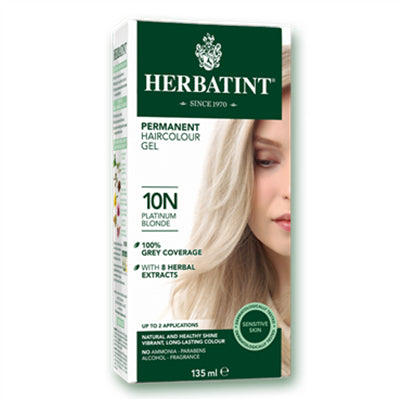 Herbatint (10N-Platinum Blonde) Herbal Hair Color