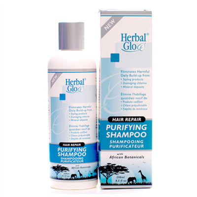 Herbal Glo Purifying Shampoo 250 ml