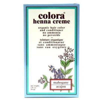Colora Henna Creme Mahogany 60ml