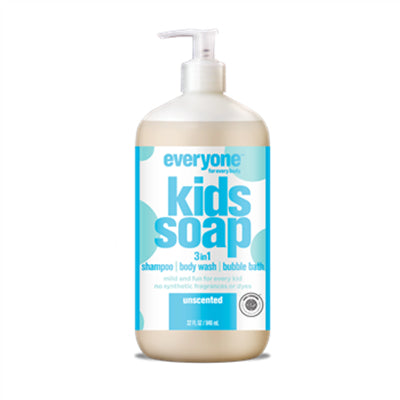 Everyone Kids Unscented Soap 946ml