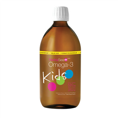 Nature's Way NutraSea™ Kids Omega-3 Bubblegum 500ml