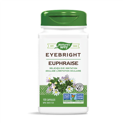 Nature's Way Eyebright 100 VCaps