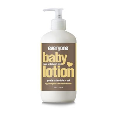 Everyone Baby Lotion Calendula Oat 8 oz