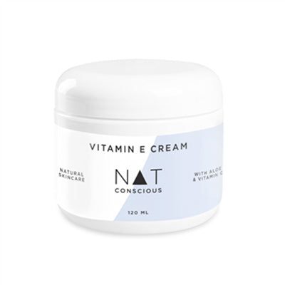 Nat by Enoch Natural Moisturizing Cream + Collagen & Squalene 120ml + Limited Time BONUS Eye Cream