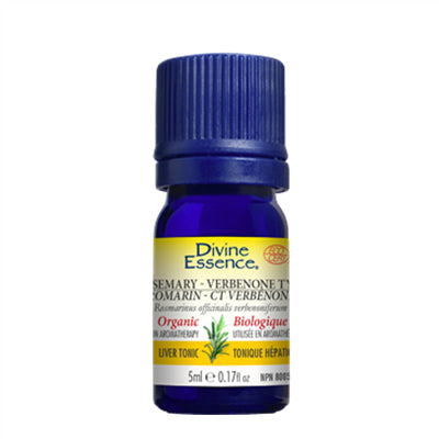 Divine Essence Rosemary Verbenone Organic 5 ml