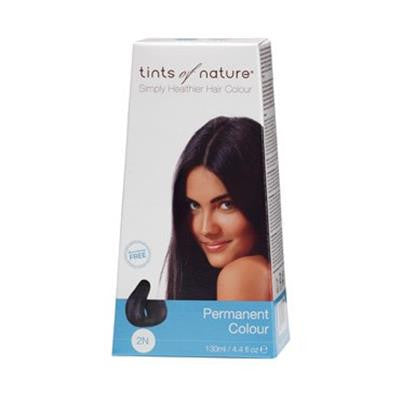 Tints of Nature (2N Darkest Brown) Organic Hair Coloring