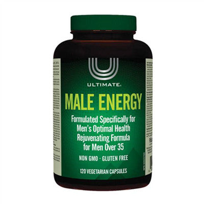 Brad King Ultimate Male Energy 120 Capsules
