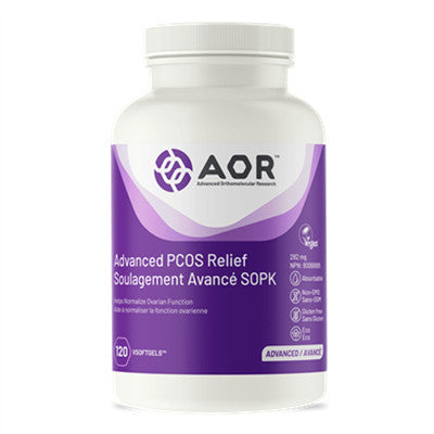 AOR Advanced PCOS Relief 120Caps