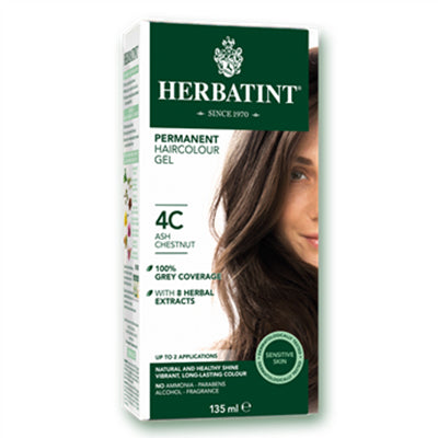 Herbatint (4C-Ash Chestnut) Herbal Hair Color